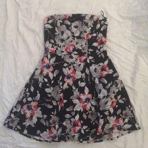 Express flower dress